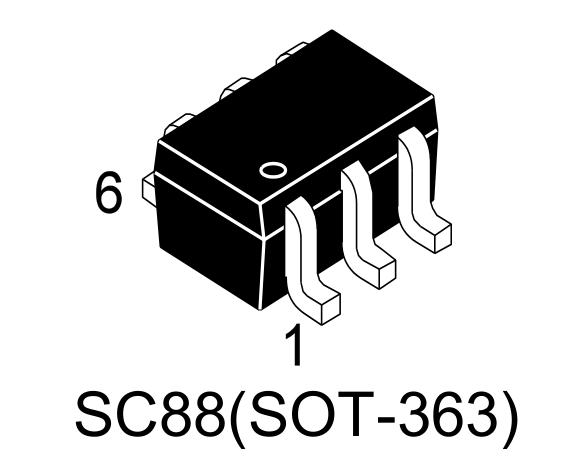 L2N7002DW1T1G SOT-36