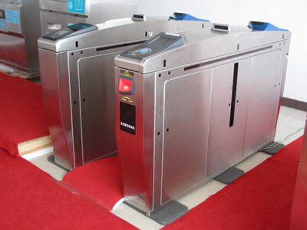 連接器成品-地鐵安檢設備